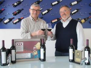 Paco Pardo y Diego Cutillas (BSI)
