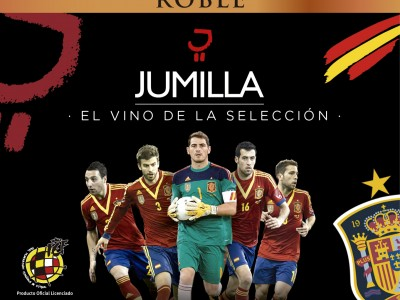 Los vinos de la Selección Española