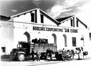 Antigua Bodega Cooperativa San Isidro 1934