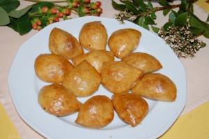 Empanadas de patata