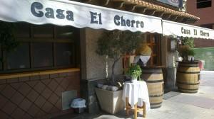 """Restaurante Casa """"El Cherro"""""""