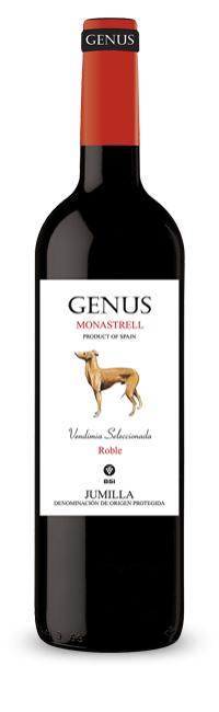Genus Roble Monastrell