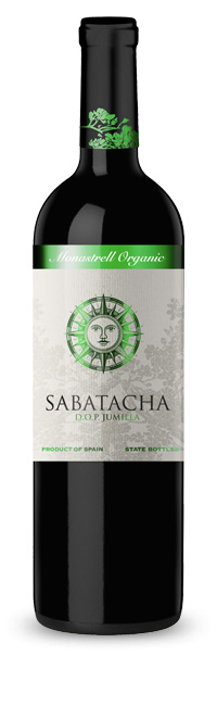 Sabatacha Monastrell Organic