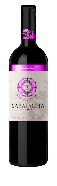 Sabatacha Monastrell Sin Sulfitos