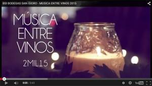 Musica entre vinos 2015 en BSI
