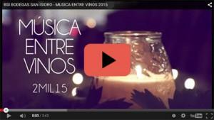 Vídeo de Música entre Vinos 2015 en BSI